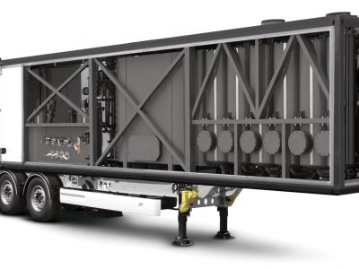 CMM-12R Oil Regeneration Systems