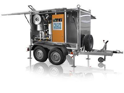 UVM-4-7 CMM-6 7 Mobile Degassing Unit